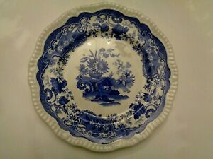 """BEAUTIFUL THE SPODE BLUE ROOM COLLECTION REGENCY SERIES, PLATE """"MAY"""""""