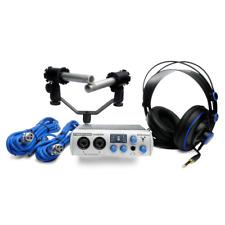 Presonus Firestudio Mobile Complete Studio Recording Package