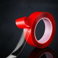 Double-sided Car Acrylic Foam Adhesive Glue Tape Roll 6810121520mm Supply