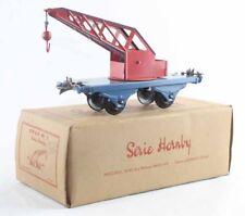 Train HORNBY FRANCE WAGON GRUE  / jouet ancien