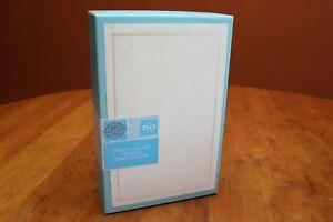 Gartner 61007 50 Count Wedding Invitation Print at Home Kit Pearl Ivory Border
