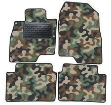 Armee-Tarnungs Autoteppich Autofußmatten Auto-Matten für Mazda 6 ab 2013