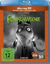 Frankenweenie (+ Blu-ray 2D) [Blu-ray 3D] [Blu-ray] gebr.-gut