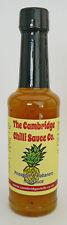 "Cambridge Chilli ""PINEAPPLE AND HABANERO"" - HOT Sweet Chilli Sauce!"