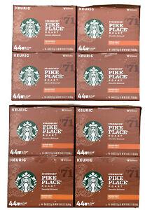 STARBUCKS Pike Place Medium Roast Coffee K-Cups 352 ct READ DESCRIPTION
