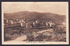 ALESSANDRIA GAVI 12 Frazione ALICE Cartolina viaggiata 1931