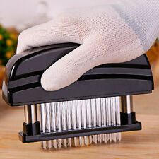 48 Stainless Steel Blade Meat Tenderizer Jaccard Style Knives Steak Chicken
