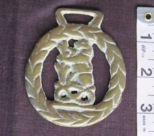 Vtg./Antique Horse Brass/Panther