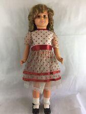 """Large Vintage 1984 Shirley Temple Black Doll 34"""" (LK)"""