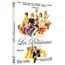 "DVD ""Les Parisiennes"" Catherine Deneuve, Johnny Hallyday,     NEUF SANS BLISTER"
