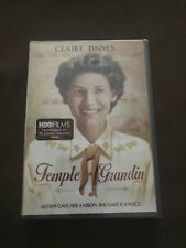 TEMPLE GRANDIN Brand NEW! Sealed Clair Danes • FREE Shipping! •