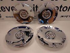 05-06 Chrysler Pacifica New Wheel Center Cap 17x7.5 Wheel Set of 4 Mopar Oem