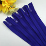 20pcs Nylon Coil Zippers Tailor Sewer Craft 9 Inch Craft Blue