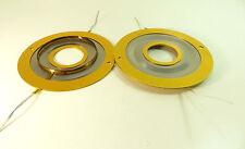 Diafragma/Diaphragm passend für JBL 2402, 2404, 2405 Peavey HT94 - 8 Ohm