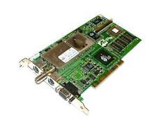 ATI AMC 109-52300-00 PCI CABLE TUNER TV CARD CIRCUIT BOARD VER. 2.0