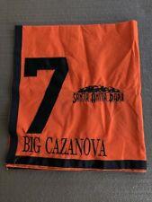 BIG CAZANOVA GOLD CUP AT SANTA ANITA SADDLE CLOTH