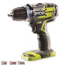 Ryobi One  18V Brushless Motor Drill Driver +20% Power- Skin Only