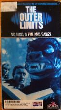 "Outer Limits - ""Fun and Games"" (VHS)"
