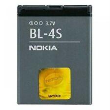 GENUINE BL-4S BATTERY for NOKIA SLIDE X3-02 6208C 7100 3600 3710 FOLD 7020 | NO