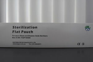 Heat Seal Sterile Pouch;Dental,Medi,Tattoo,BodyArt,Autoclave;100x580mm. 3  BOXES