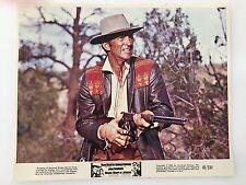 ROUGH NIGHT IN JERICHO 1967  ORIGINAL MOVIE STILL PHOTO LOBBY CARD  DEAN MARTIN