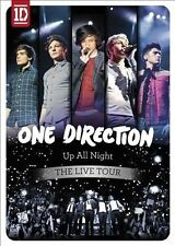 UP ALL NIGHT: THE LIVE TOUR [Video] by ONE DIRECTION (UK) (DVD, May-2012,...