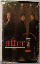 After 7:  Self-titled (1st Album) (Cassette, 1989, Virgin) NEW