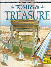 Charley, Catherine, See Through History: Tombs and Treasure  (Cased), Very Good