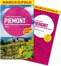 MARCO POLO Reiseführer Piemont, Turin UNGELESEN statt 11.99 nur ...