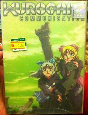 Kurogane Communication (Chapter 1 - 24 End) ~ 3-DVD SET ~ English Version ~