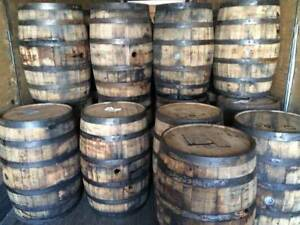 LOCAL PICKUP ONLY Whiskey Wine Barrels Barrel Orlando, Florida full size whisky
