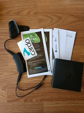 Cardo Scala Rider Packtalk Slim Motorcycle Bluetooth Intercom JBL Speaker(READ)