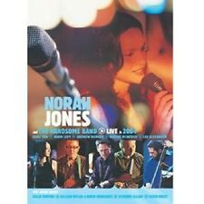 "NORAH JONES & THE HANDSOME BAND ""LIVE IN 2004"" DVD NEW+"