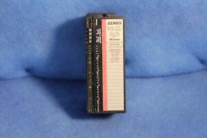 GE FANUC GENIUS Relay Output Block IC660BBR101 IC660EBR101L IC660TBR101K 1 YEAR
