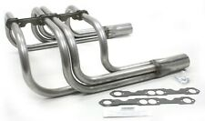 Patriot Exhaust Headers #H8061 Street Rods T Bucket Small Block Chevy Raw