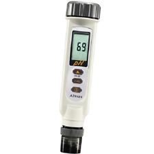 Az 8684 Digital Waterproof Pen Type Ph Temperature Meter Dual Lcd Display