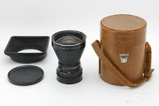 【AB- Exc】HASSELBLAD Carl Zeiss Distagon C 40mm f/4 Lens w/Hood, Case JAPAN Y3208