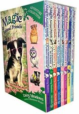 Magic Animal Friends Series 3 & 4 Collection Daisy Meadows 8 Books Box S