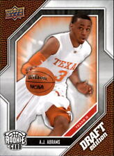 2009-10 Upper Deck Draft Edition Basketball Pick From List