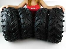 "2003-2014 HONDA RINCON 650 MassFx MS 25"" ATV TIRES (SET 4) 25X8-12 25X10-12"