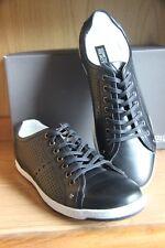 Kenneth Cole Reaction Range-R Danger LE Black Fashion Leather Shoe Men Size 11