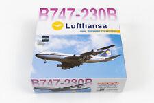 DRAGON WINGS 1:400 Boeing 747-230B Lufthansa Vintage Livery