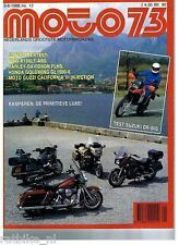 M8812-POSTER ZEELENBERG YAMAHA,BMW K100LT,FLHS,GL1500-6