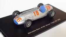 SPARK- S1033- MERCEDES- BENZ W165 N° 16 H. Lang Winner Tripoli GP 1939