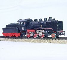 Marklin AC HO 1:87 German DB BR 24 058 Black Medium STEAM LOCOMOTIVE NM`80 Nice!