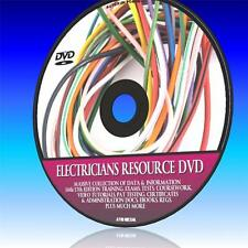 ULTIMATE ELECTRICIANS RESOURCE PCDVD 17th EDITION REGS PAT TEST VIDEOS AND BOOKS