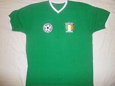 Ian Brown Irlanda Fútbol con licencia oficial de las esferas 02 T Shirt X/L Raro
