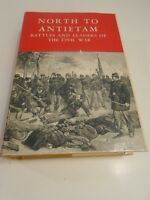 VINTAGE HCDJ BOOK NORTH TO ANTIETAM BATTLES AND LEADERS OF THE CIVIL WAR 1956