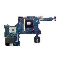For HP EliteBook 688745-001 laptop Motherboard 688745-001 Intel QM77 CPU DDR3