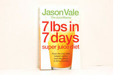 Five Jason Vale Books 7 LBS in 7 Days, Juice Yourself Thin, Slim 4 Life.........